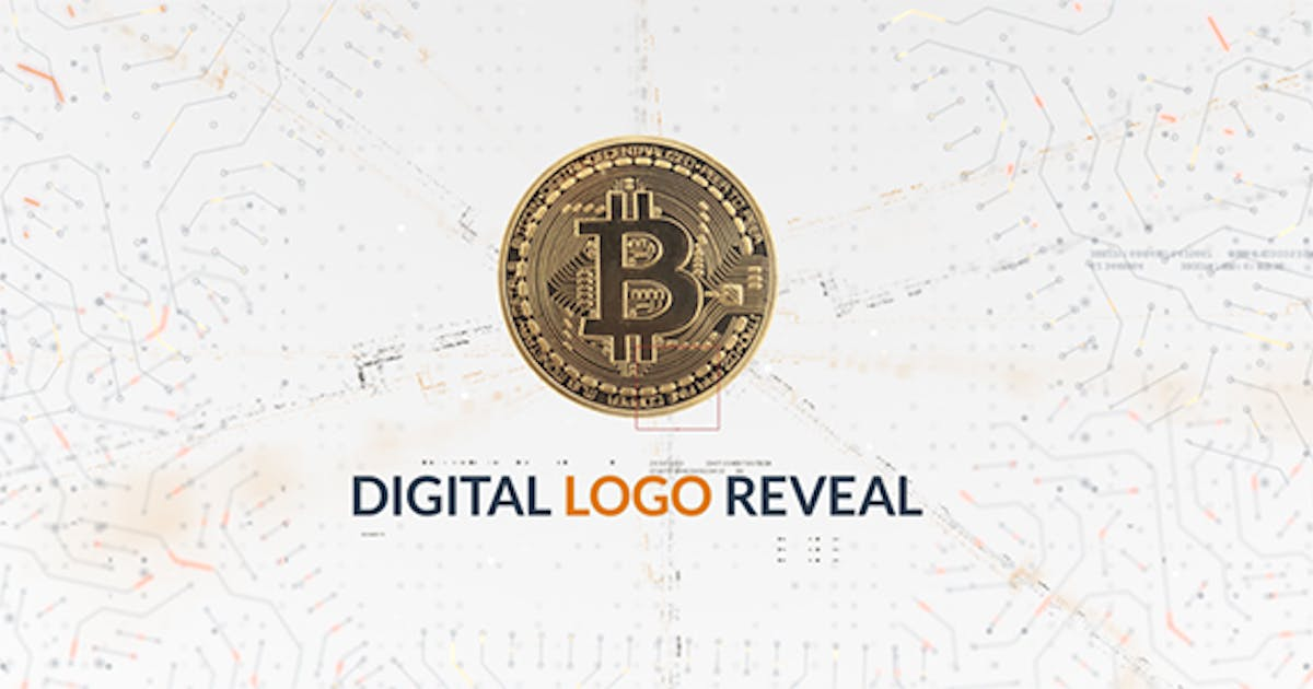 Download Digital Logo Reveal  | After Effects Template by Fixik
