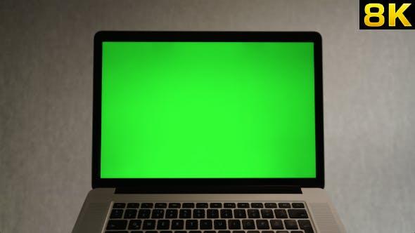 Thumbnail for Green Screen Laptop