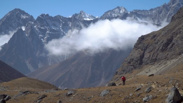 Thumbnail for Tourists in the Himalayas