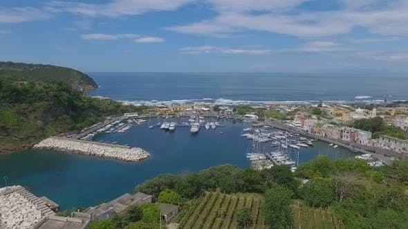 Thumbnail for Procida, Italy Aerial Video