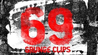 Grunge Clip Pack