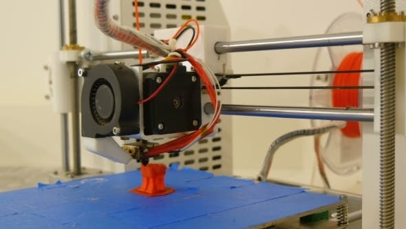 Thumbnail for New Generation of 3D Printing Machine