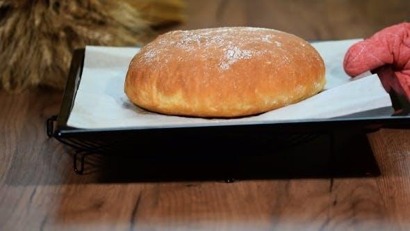 Thumbnail for Freshly Homemade Baked Bread