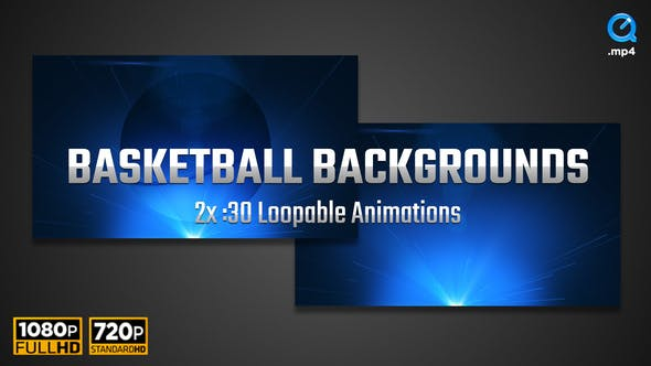 Thumbnail for Basketball Backgrounds HD
