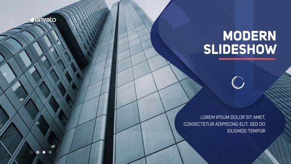Cover Image for Business Slideshow