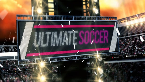 Thumbnail for Ultimate Soccer Broadcast Pack
