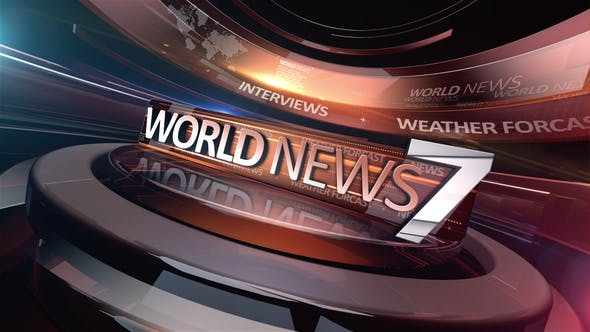 Thumbnail for World News Broadcast Package