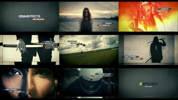 Versatile Grunge Trailer