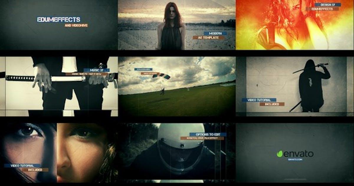 Download Versatile Grunge Trailer by edum