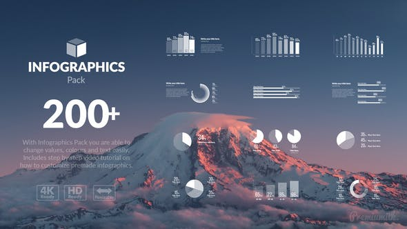 Pack Infographies