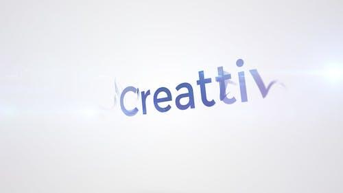 Clean Elegant Rotation Logo