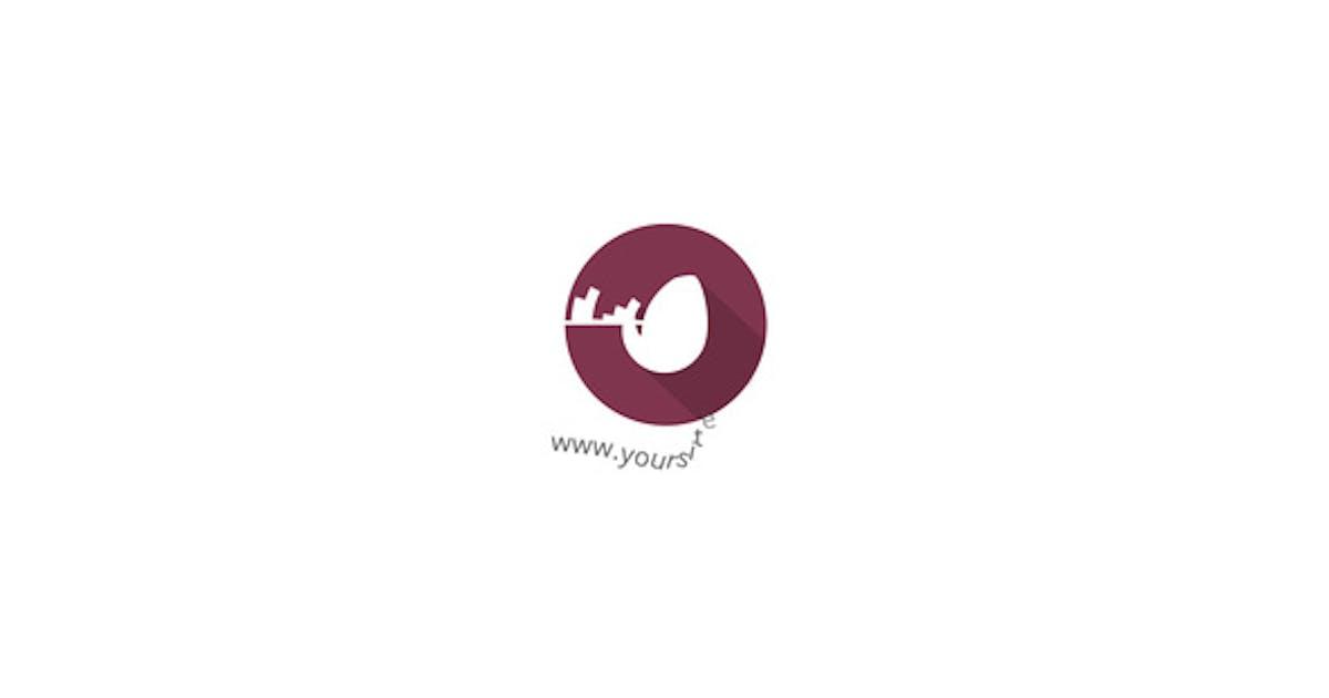 Download Flat Circular Logo by Creattive