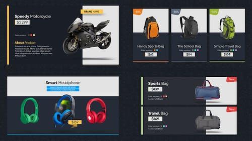 Discount Store - Universal Market Promo