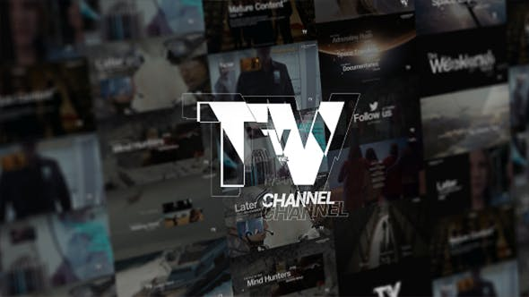 Modern TV Broadcast Graphics Package