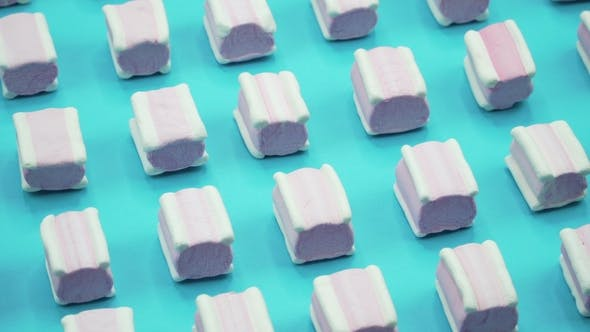 Thumbnail for Bright and Colorful Marshmallows