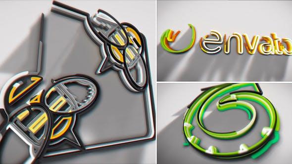 Thumbnail for Introducción al Logo de trazo colorido