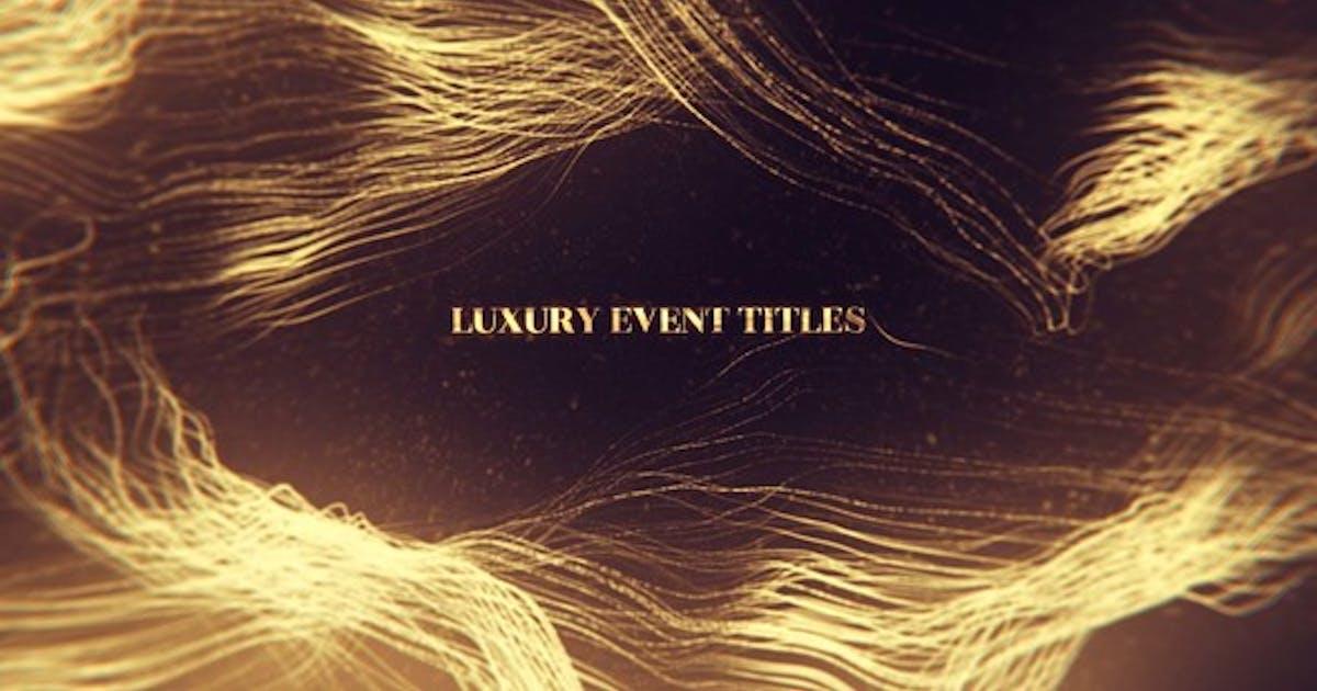 Download Luxury Event Titles by santoshw7885