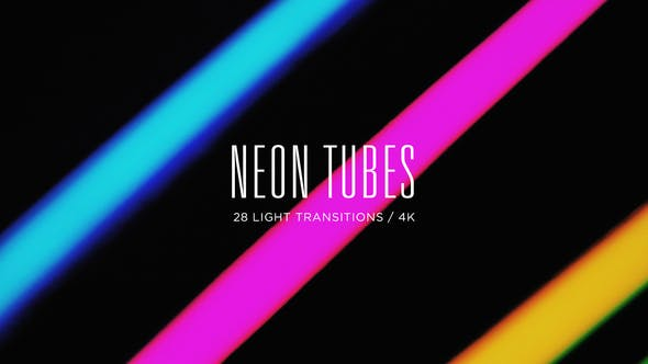 Tube Transitions (Neon)