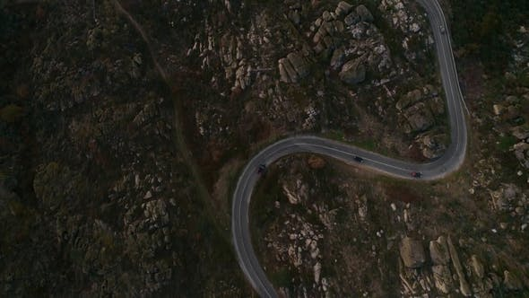 Aerial Footage with Epic Landscapes