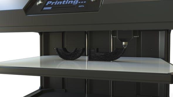 Thumbnail for Printing Black Volumetric Text with Modern 3D Printer