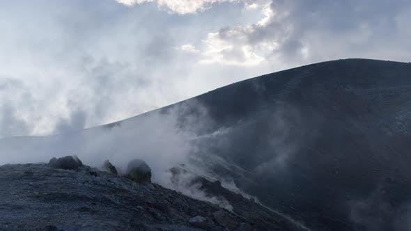 Vulcano Italien