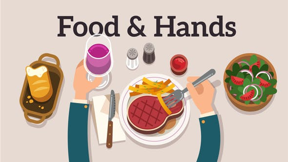 Thumbnail for Food & Hands Explainer
