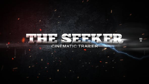 Thumbnail for The Seeker - Cinematic Trailer