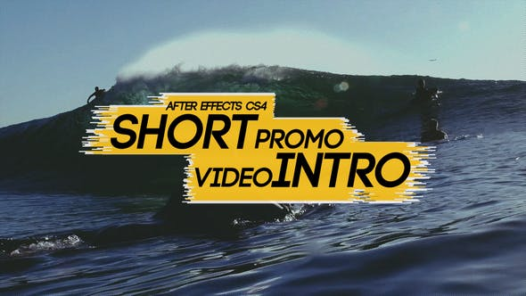 Thumbnail for Short Promo Video Intro