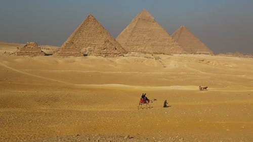 Great Pyramids at Giza