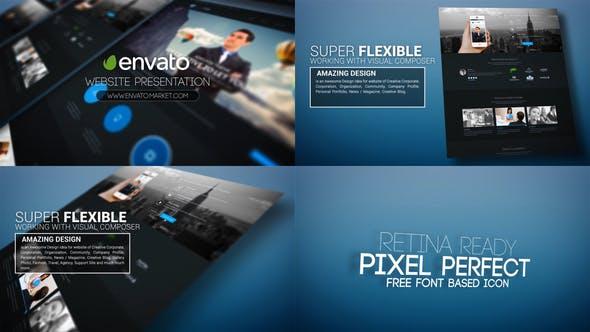 Website Promo Presentation