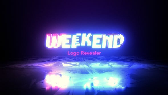 Thumbnail for Weekend Logo Revealer
