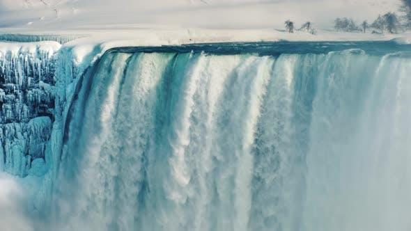 Thumbnail for Fantastically Beautiful Niagara Falls in Winter