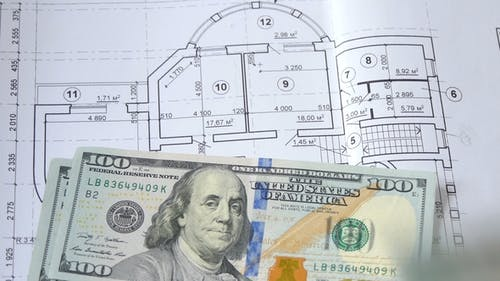 Construction of the Building Layout, Construction Financing, Packs of Dollars