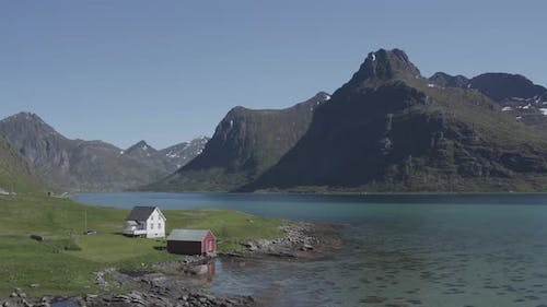 Cottage In The Fjord