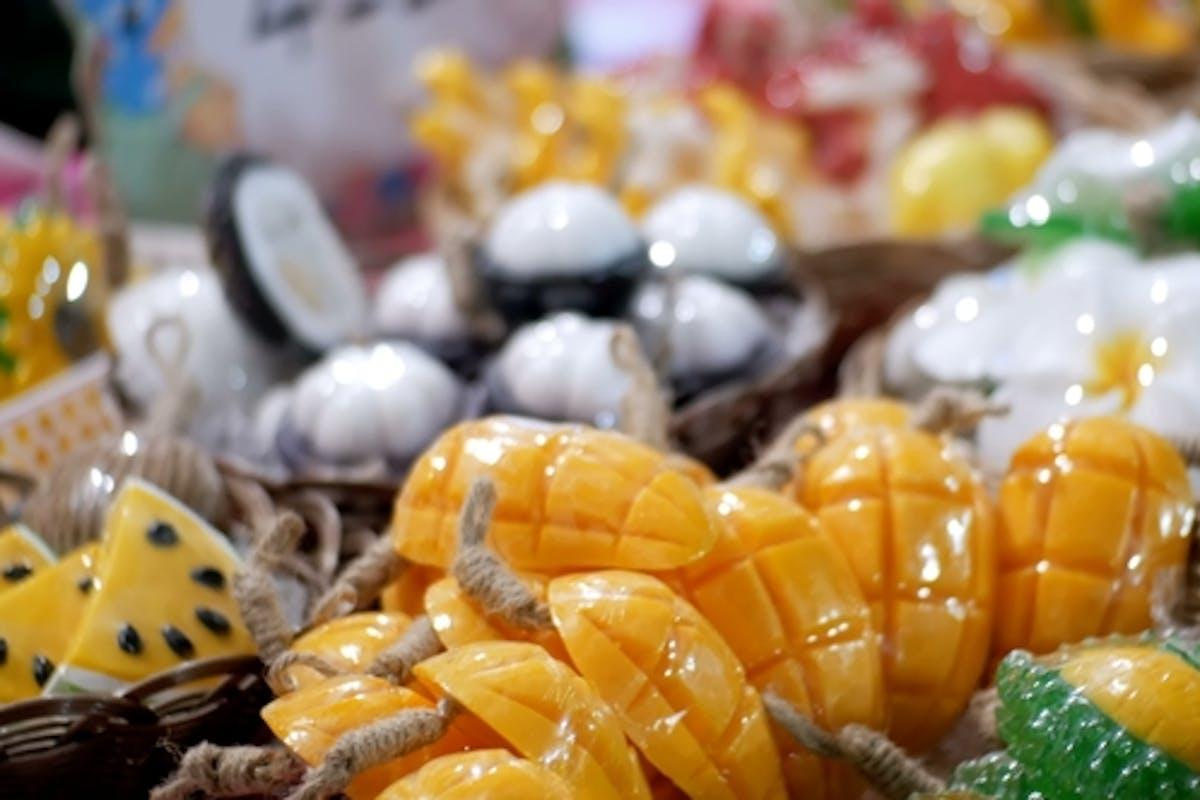Image result for fruit soap thailand