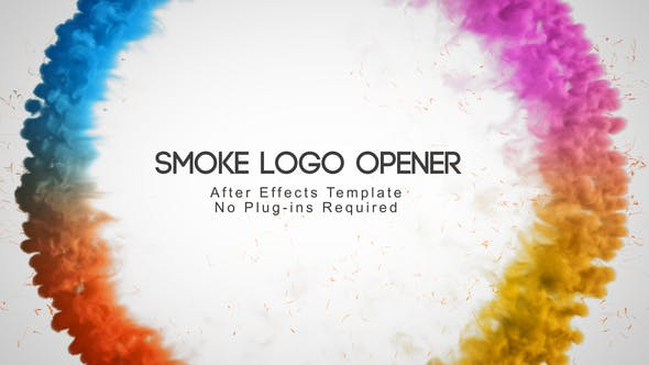 Thumbnail for Smoke Logo Opener