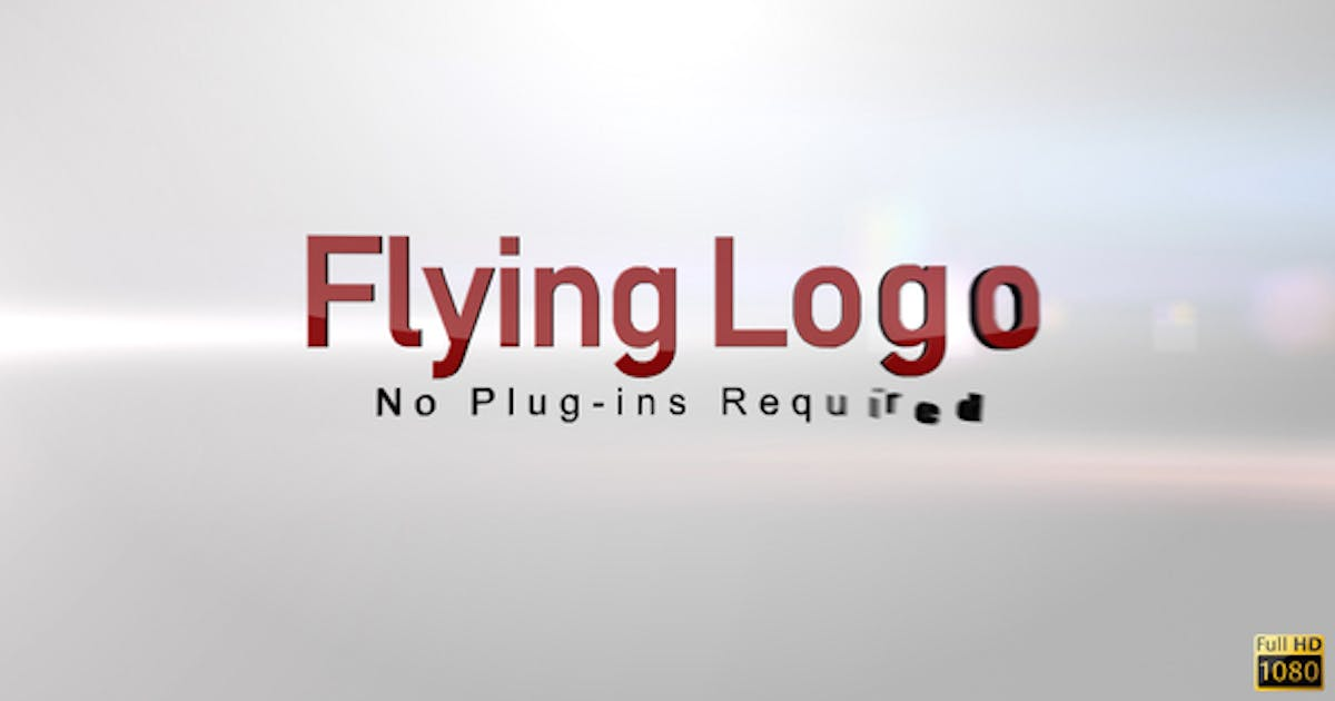 Download Flying Logo by bank508