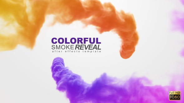 Thumbnail for Colorful Smoke Reveal