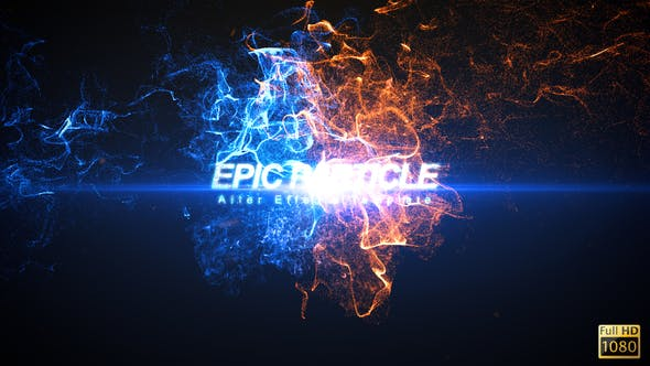 Epic Particle Reveal