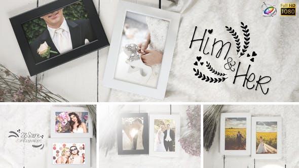 Thumbnail for Galería de fotos de la boda - Apple Motion