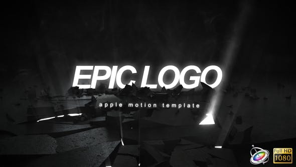 Thumbnail for Epic Logo - Apple Motion