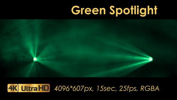 Thumbnail for Green Spotlights
