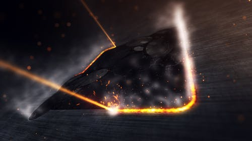 Industrial Laser Reveal