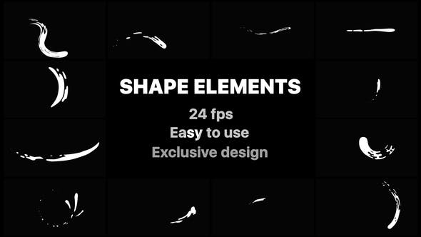 Thumbnail for Liquid Shape Elements