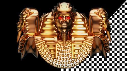 Pharaoh Head VJ Loop