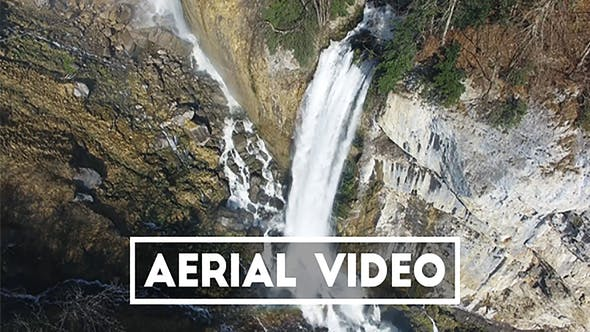 Thumbnail for Waterfall in Switzerland