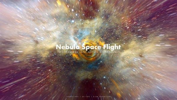 Thumbnail for Nebula Space Flight 12