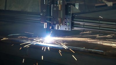Laser Cutter for Manufacture