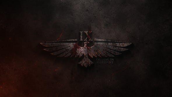 Thumbnail for Logo de guerra