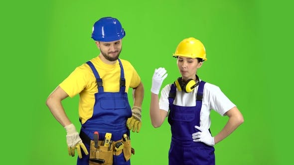 Thumbnail for Two Builders Are Disappointed By the Loss in the Tender